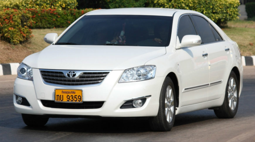 Private Transfers Bangkok — Pattaya and back. Jomtien transfers